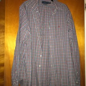 Polo Ralph Lauren button down shirt